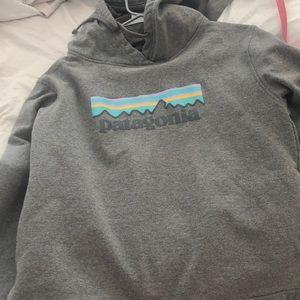 Selling a patagonia sweatshirt